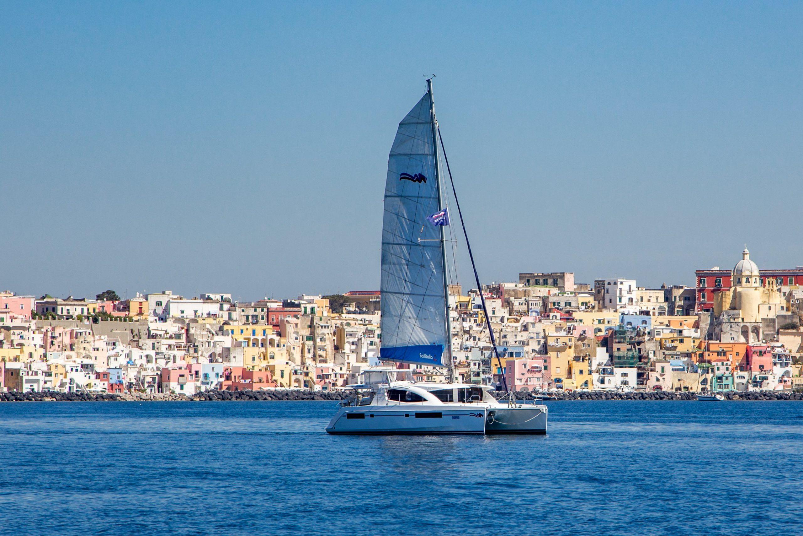 Le 5 baie più belle del Golfo di Napoli