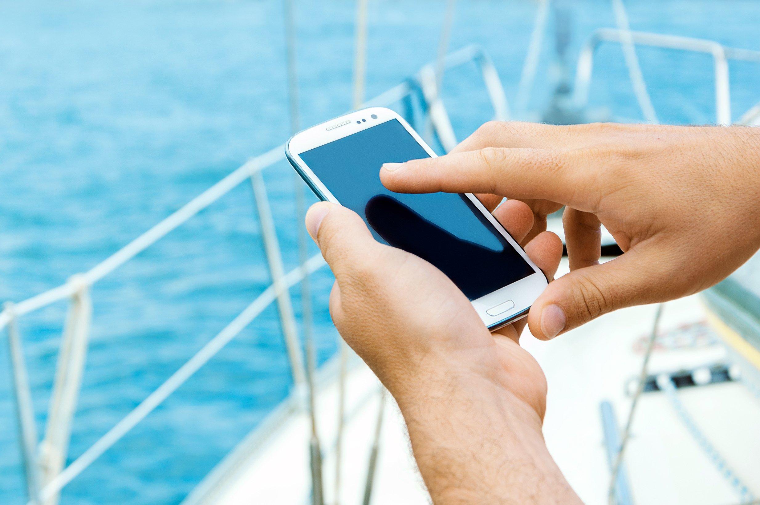App in barca a vela: quali App nautiche scaricare?