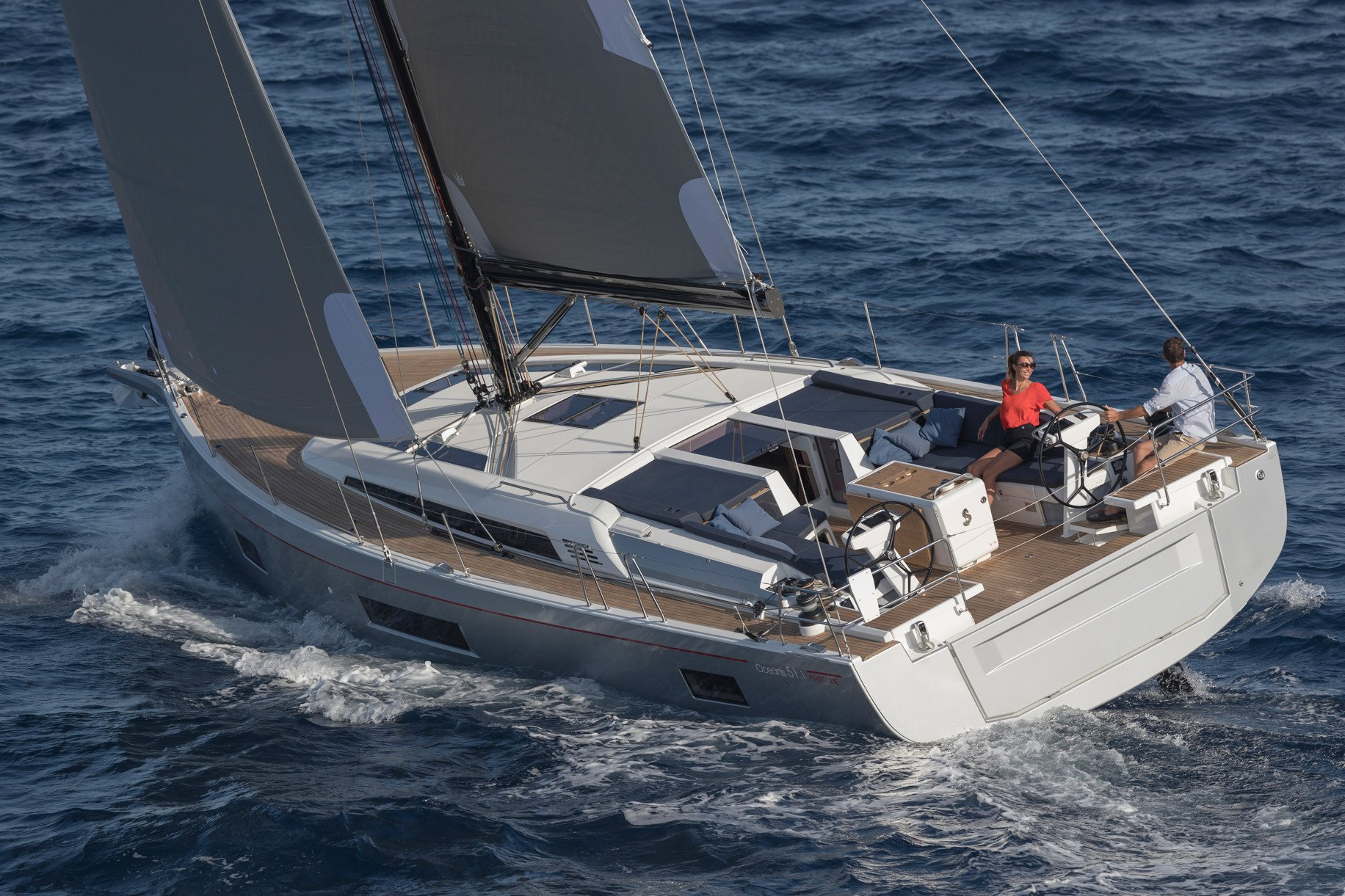 Beneteau Oceanis 55.1