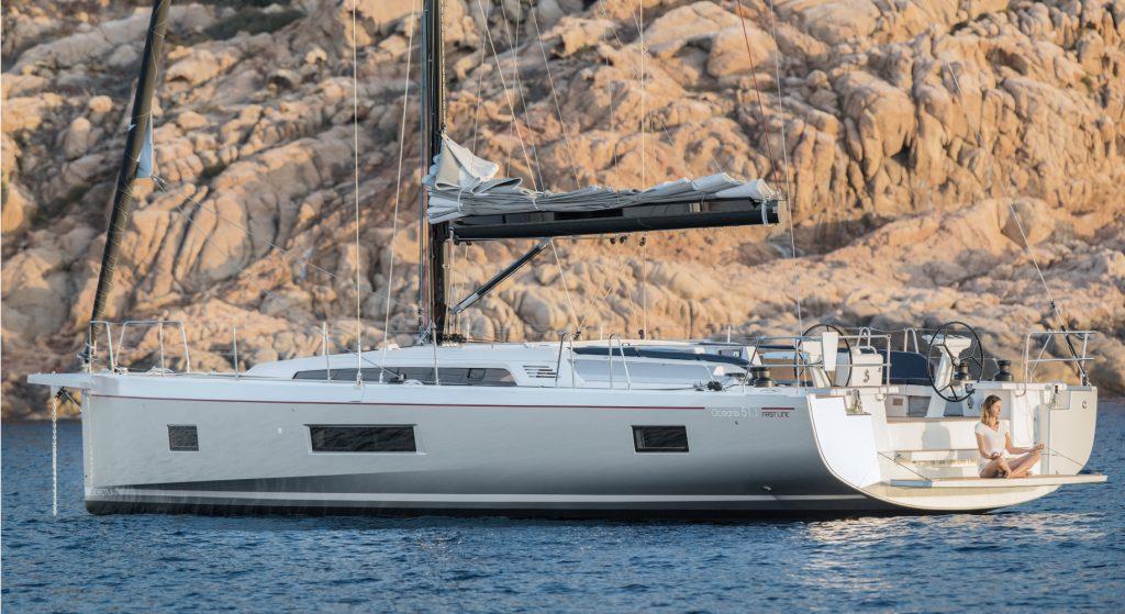 Nuovo Oceanis 51.1: il sogno a vela firmato Beneteau
