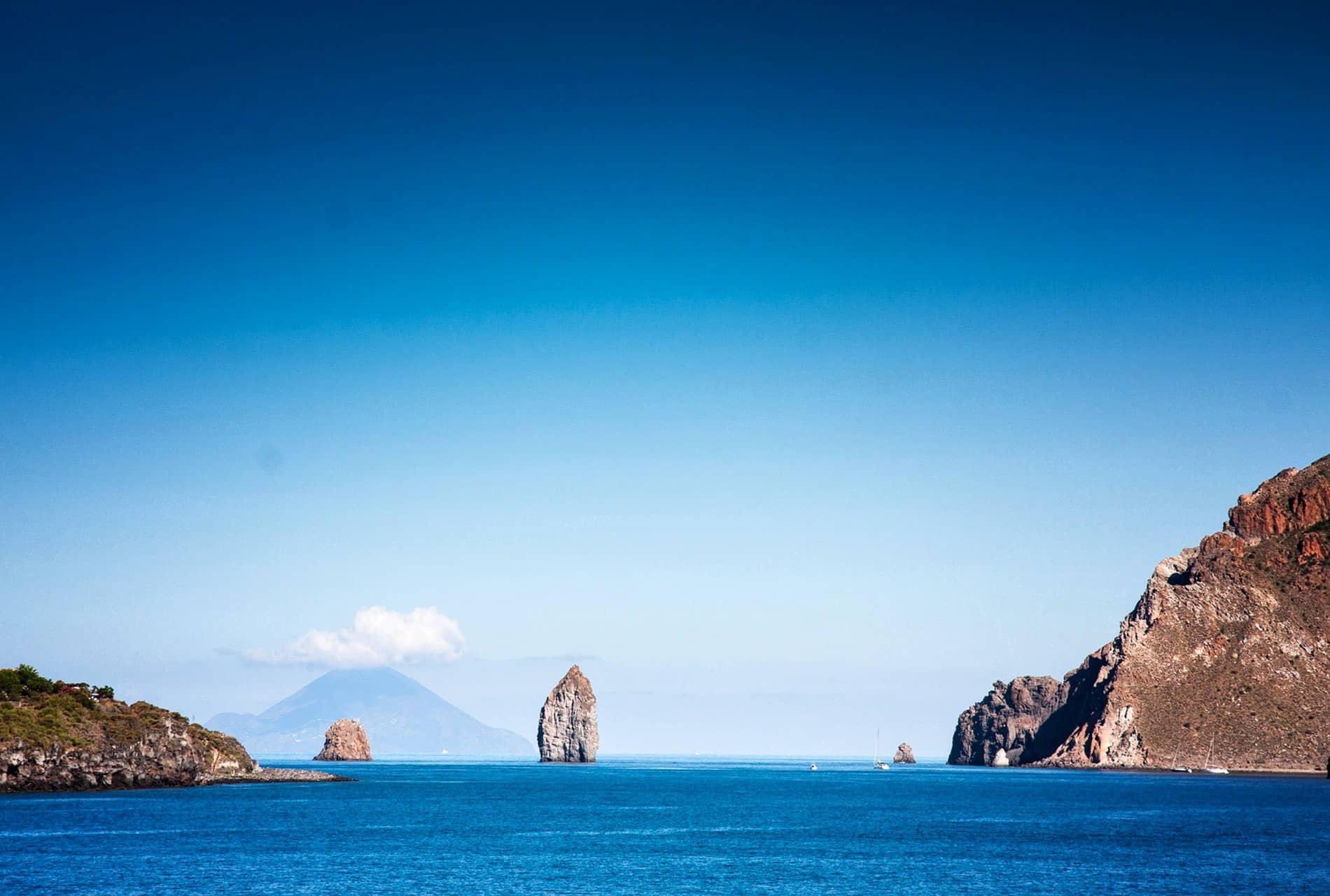 Sicilia, Isole Eolie