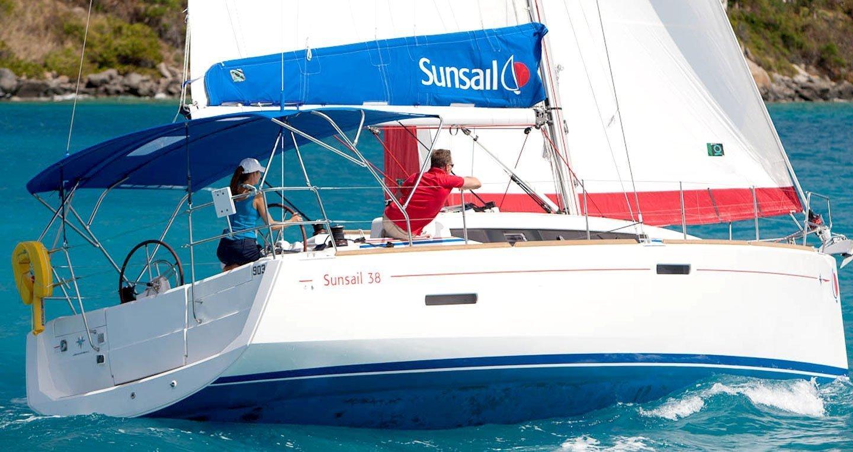 Sunsail Oceanis 38.1