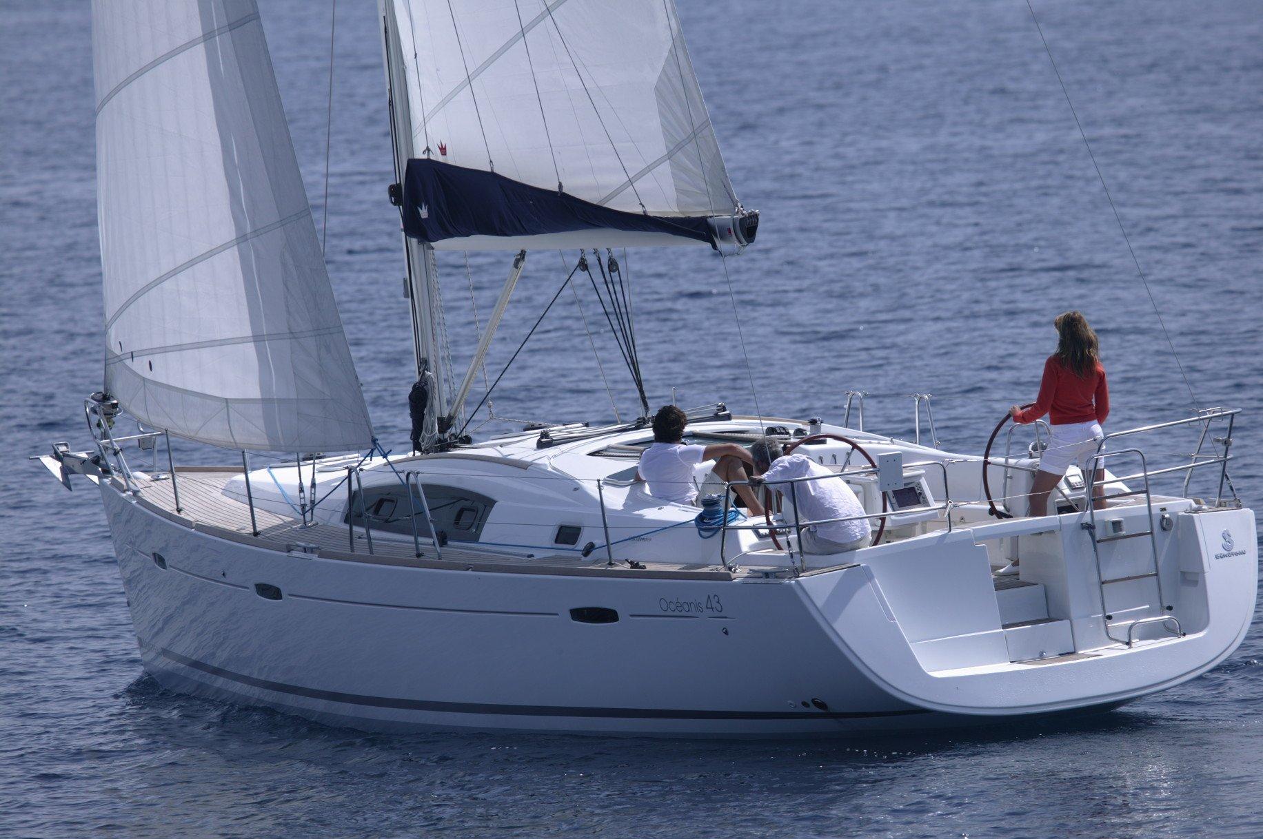 Sunsail Oceanis 43.3