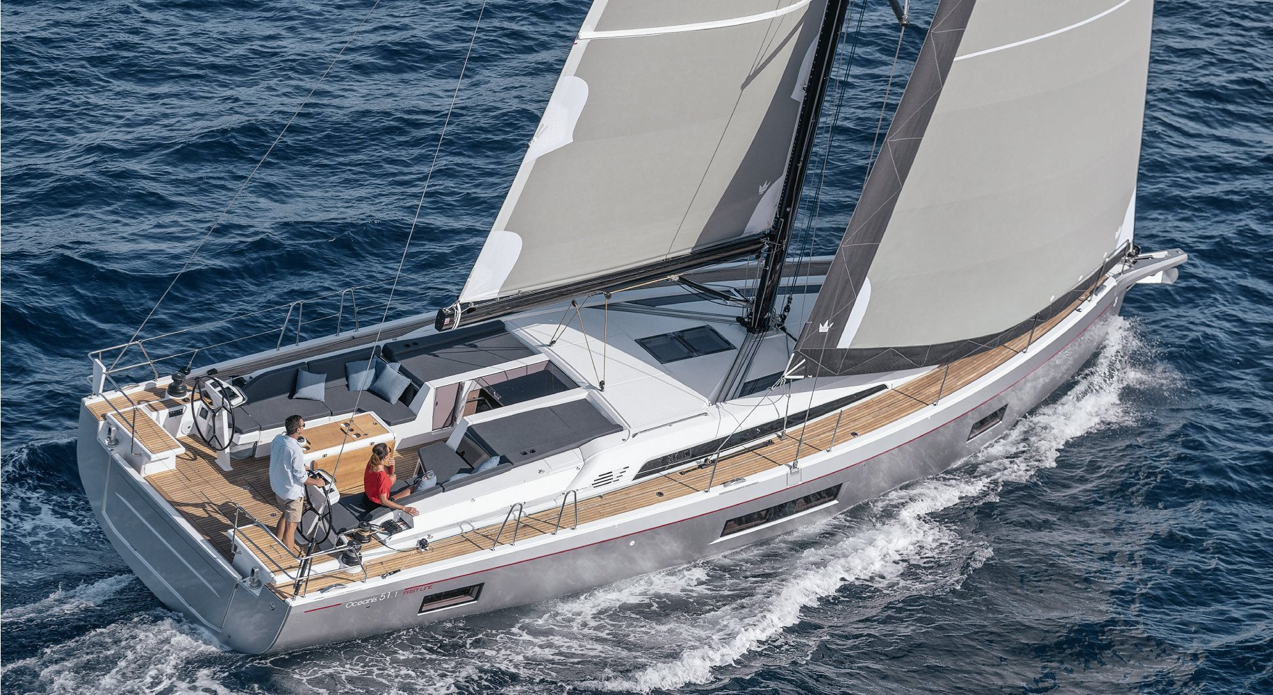 Sunsail Oceanis 51.1 Oceanis 51.1