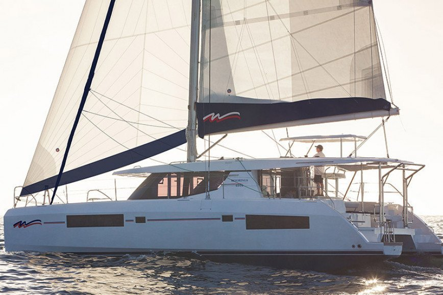 Moorings Exclusive Plus Leopard 45
