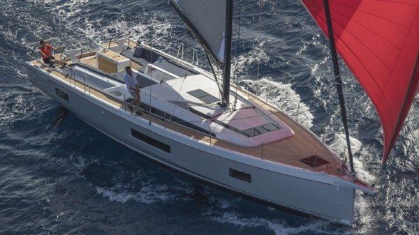 Sunsail Premier Plus Oceanis 51.1