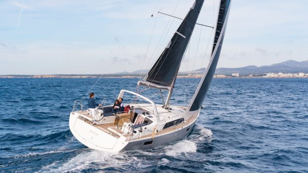 Moorings Exclusive Plus Oceanis 41.1