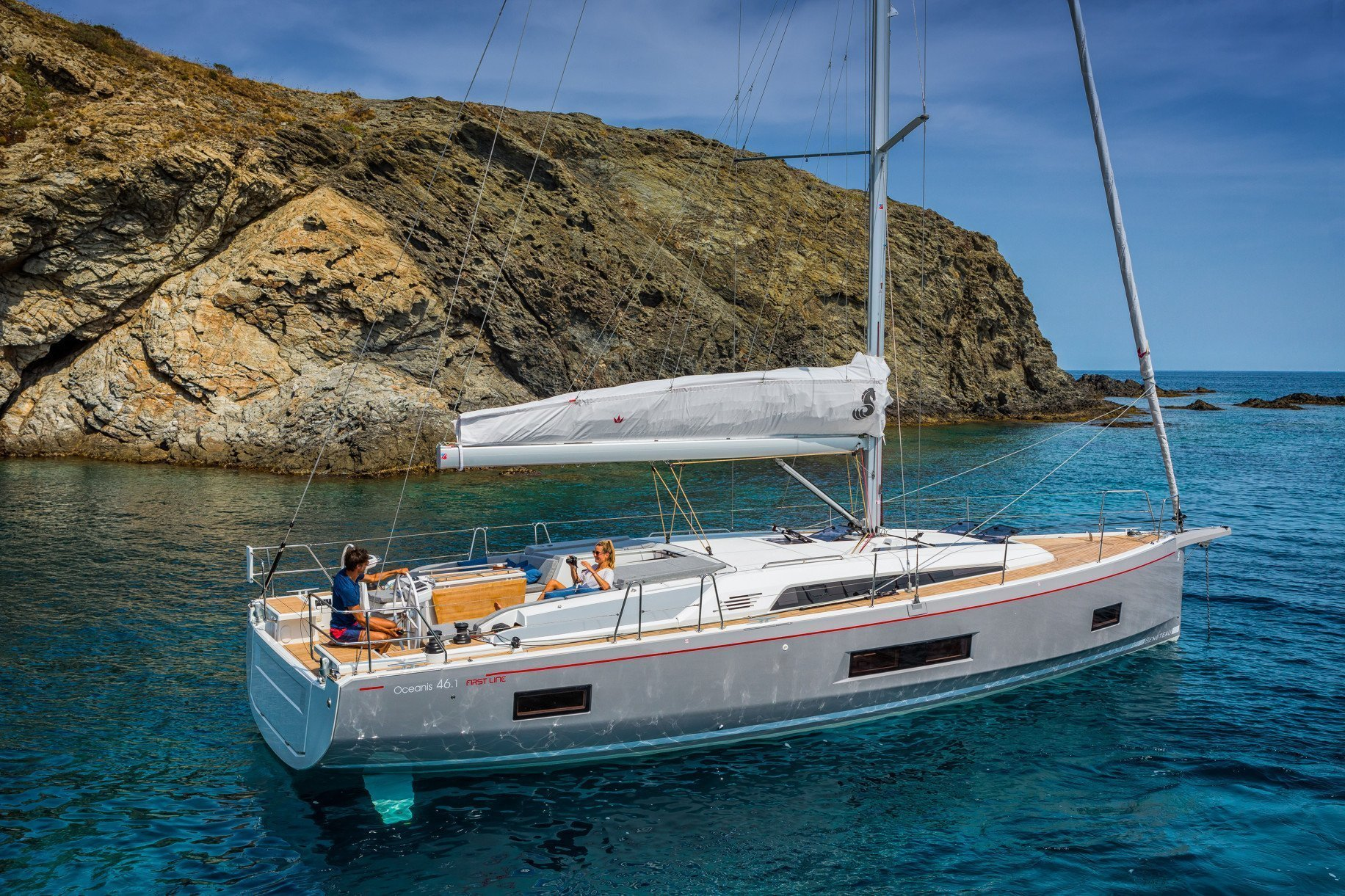 Sunsail Premier Plus Oceanis 46.1