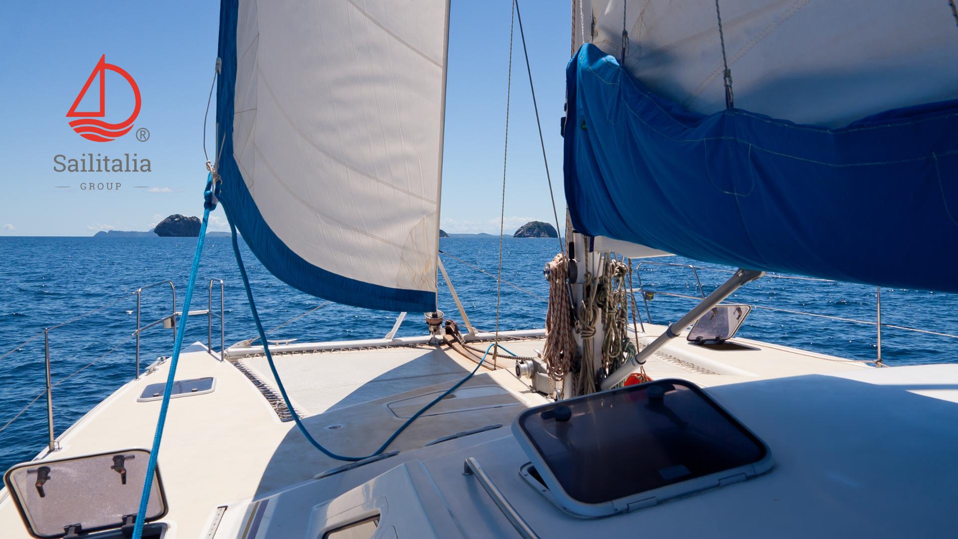 Catamarano Sail Italia